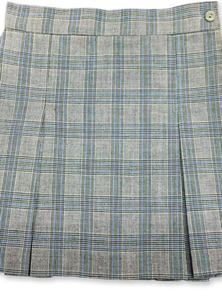Falda escolar cuadros Principe de Gales uniforme