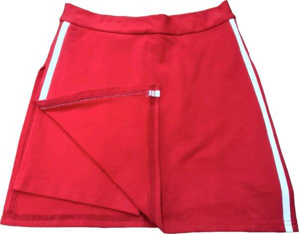 falda short niña