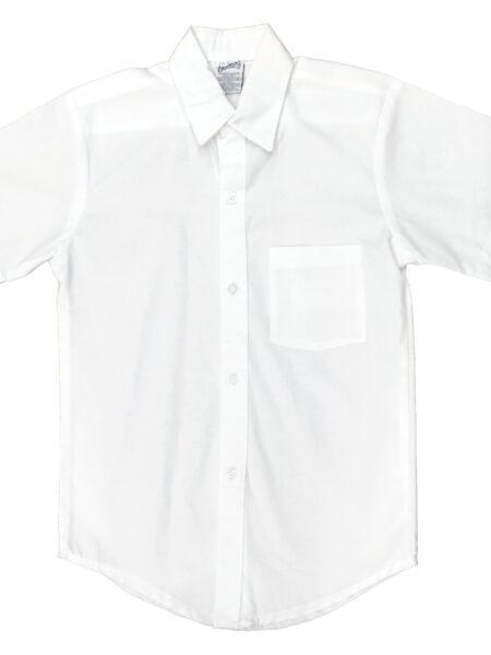 camisa manga corta gomez escolar