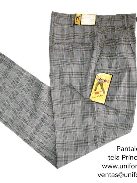 pantalon principe de gales