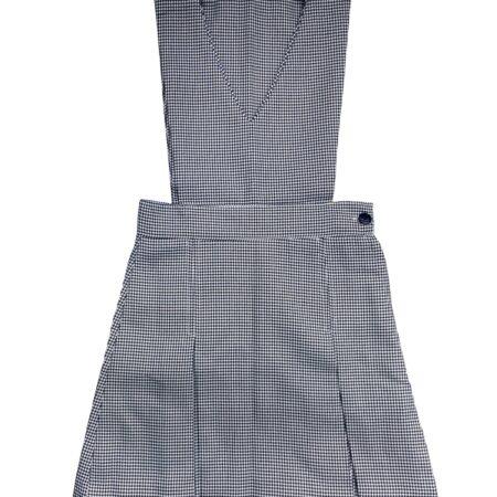 jumper pata de gallo vestido escolar GOMEZ