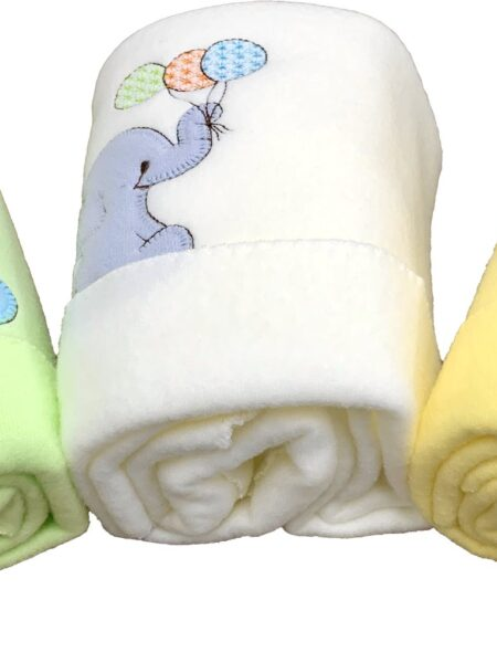 cobertores de bebe paquete 3 piezas