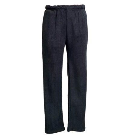 pantalon de tela polar para el frio tipo pijama