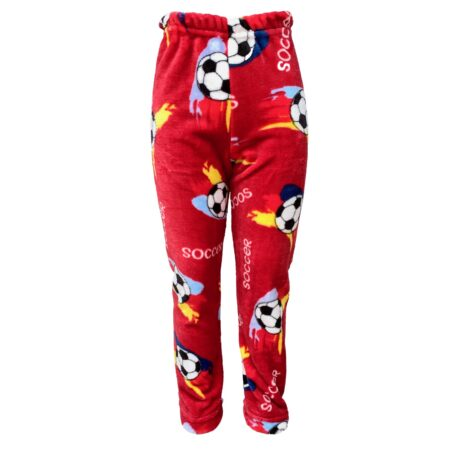 pantalon estampado polar