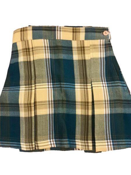 falda escocesa gomez c003